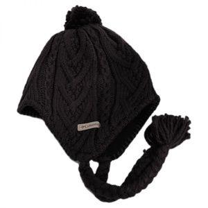 Columbia Adult Parallel Peak II Peruvian Hat black
